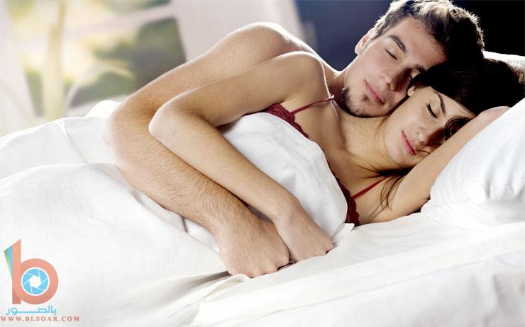 صورة نوم الزوجين بدون ملابس بالصور , صور نوم الزوجين بدون ملابس