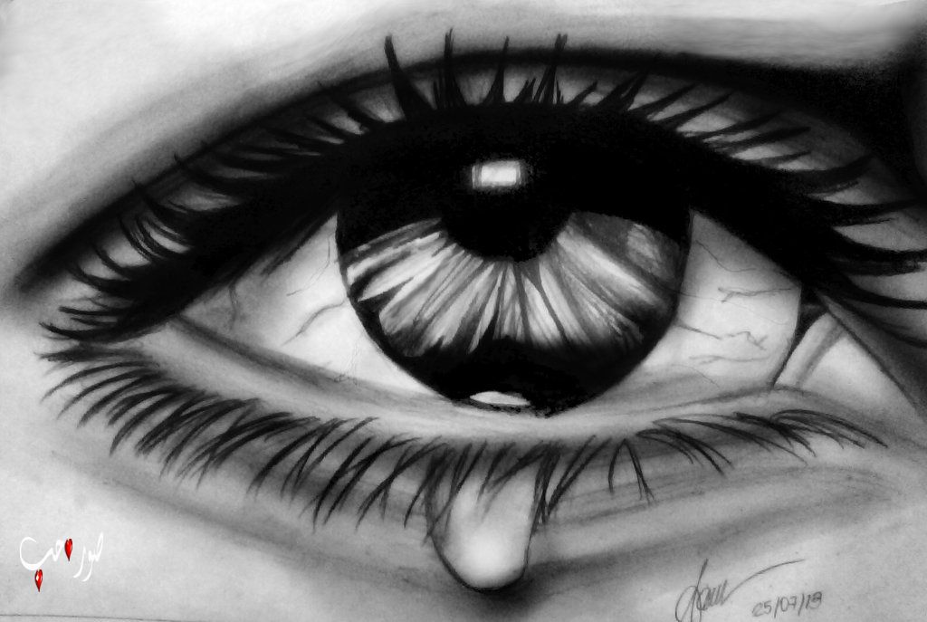 بالصور صور عيون تدمع , صور حزينه لعيون تدمع 5522 1