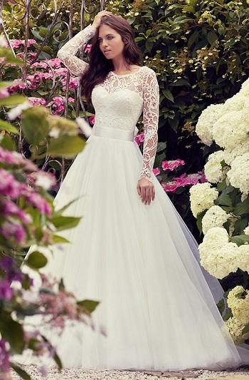 بالصور احدث فساتين الزفاف , احدث واجمل فساتين الزفاف 5575 1