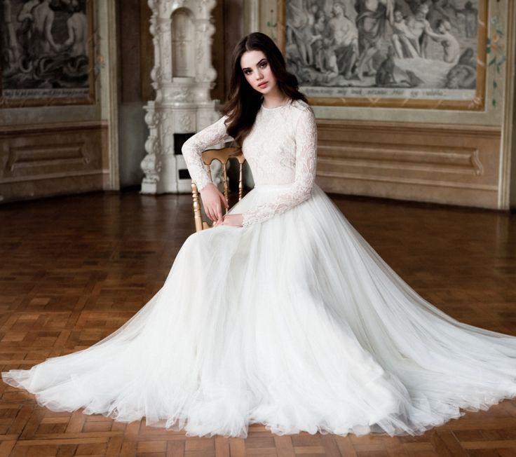 بالصور احدث فساتين الزفاف , احدث واجمل فساتين الزفاف 5575 5
