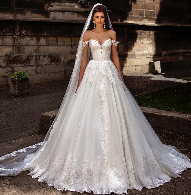 بالصور احدث فساتين الزفاف , احدث واجمل فساتين الزفاف 5575 6