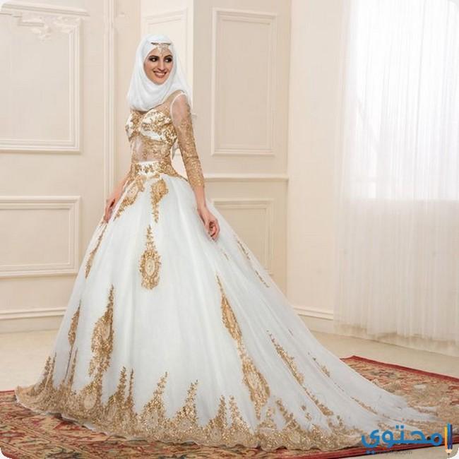 بالصور احدث فساتين الزفاف , احدث واجمل فساتين الزفاف 5575 7