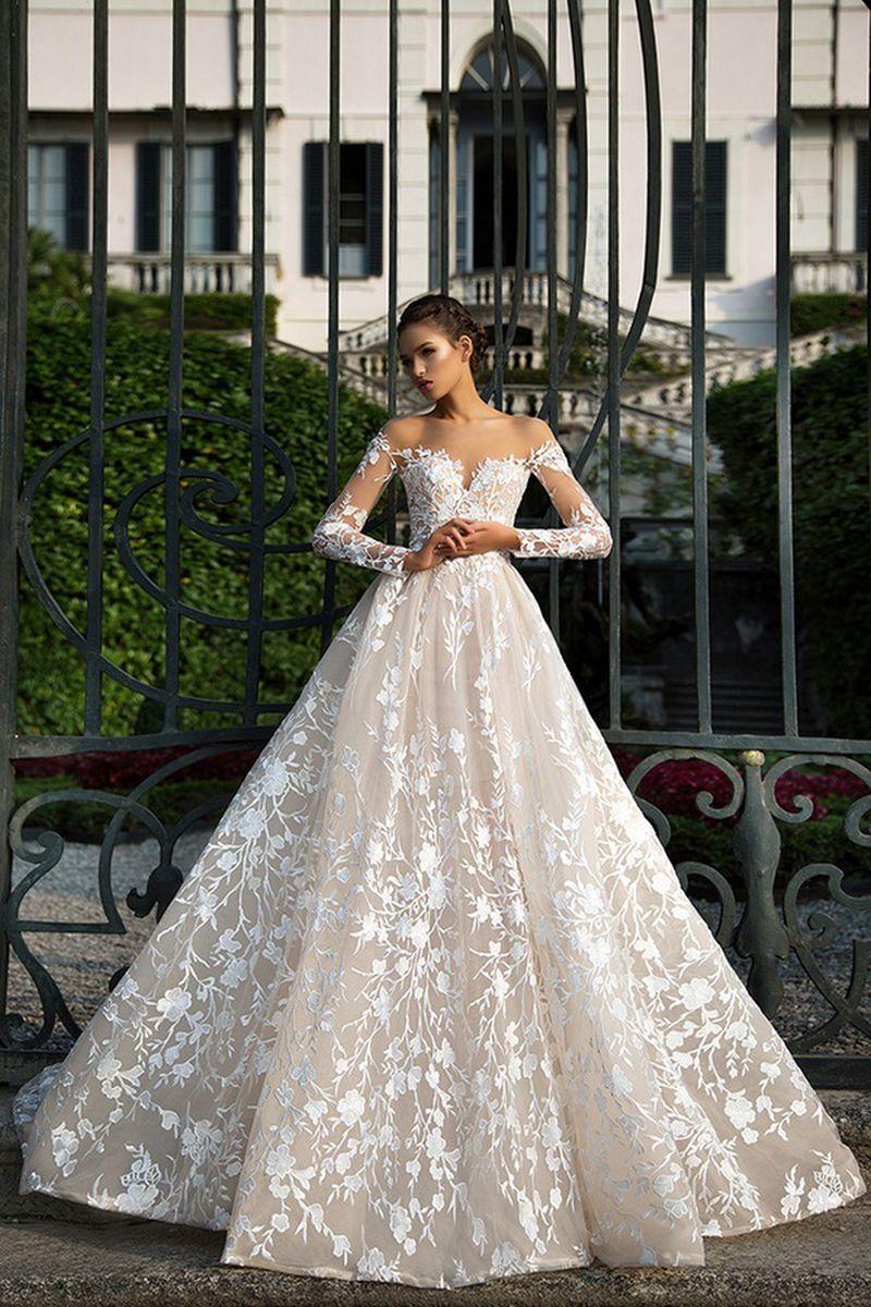 بالصور احدث فساتين الزفاف , احدث واجمل فساتين الزفاف 5575