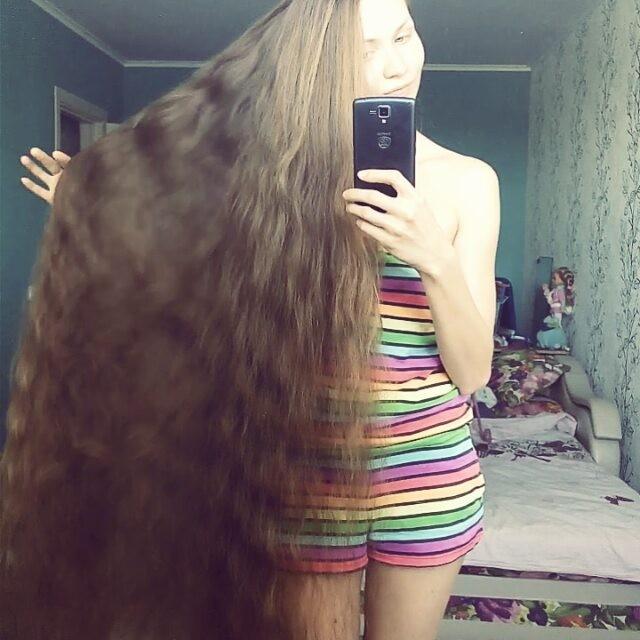 بالصور اطول شعر في العالم , صور اطول شعر فى العالم 5611 1