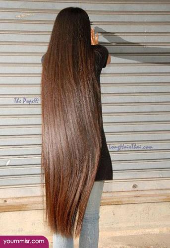 بالصور اطول شعر في العالم , صور اطول شعر فى العالم 5611 3