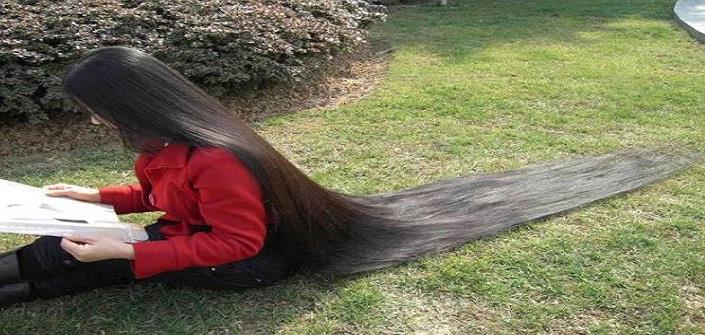 بالصور اطول شعر في العالم , صور اطول شعر فى العالم 5611 7