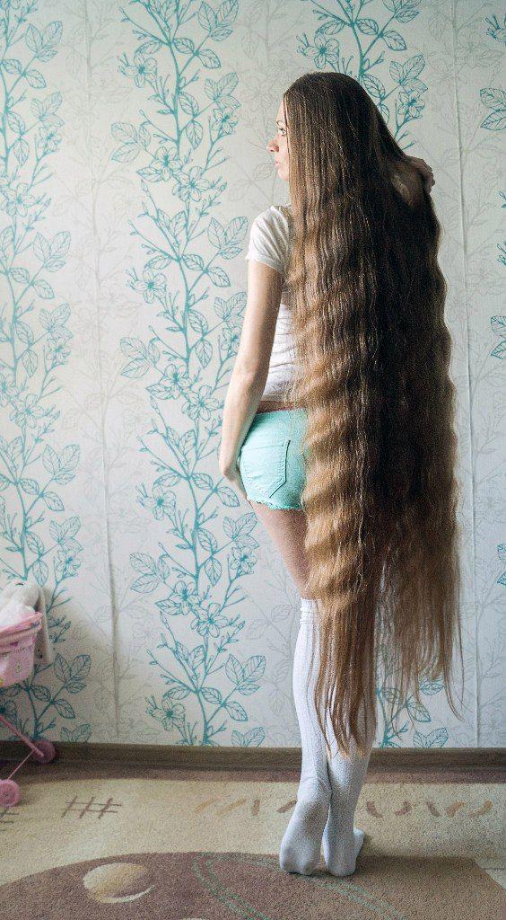 صورة اطول شعر في العالم , صور اطول شعر فى العالم