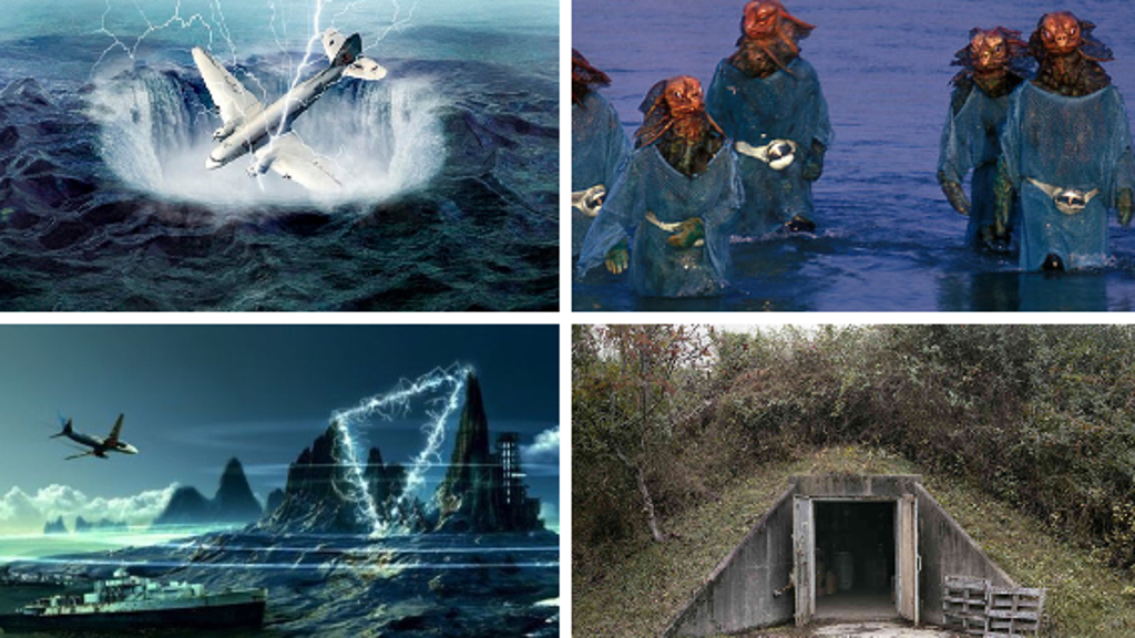 صور صور مثلث برمودا , صور مثلث برمودا رهيبة
