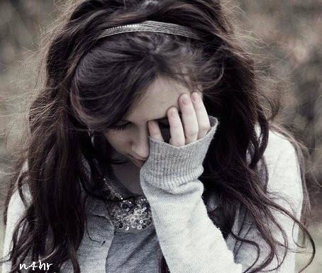 بالصور صور حزن بنات , صور حزينه لبنات 5693 2