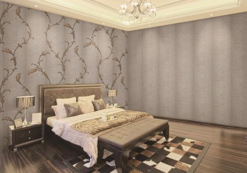 بالصور ورق جدران غرف نوم , صور ورق جدران غرف نوم 5746 8