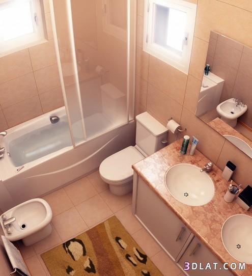 بالصور ديكورات حمامات بسيطة , صور ديكورات حمامات بسيطة وحديثة 5750 6