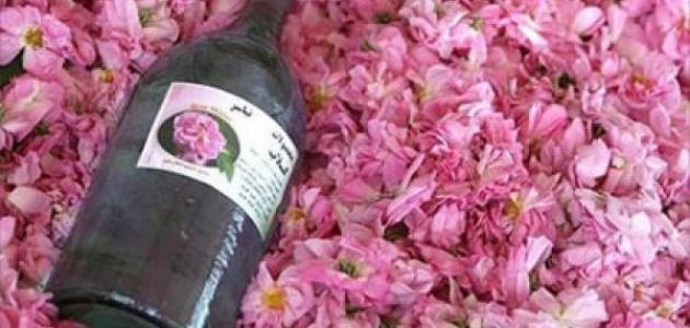 صور ماء الورد للشعر , ماهى فوائد ماء الورد للشعر