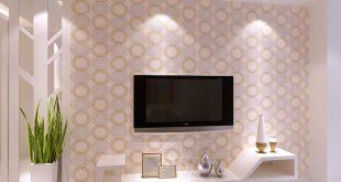 صور ورق جدران للمجالس , تصميمات ورق الحائط للصالون