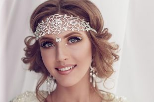 صور تسريحات عرايس , صور اجمل موضة لهذا العام لتسريحات العرائس