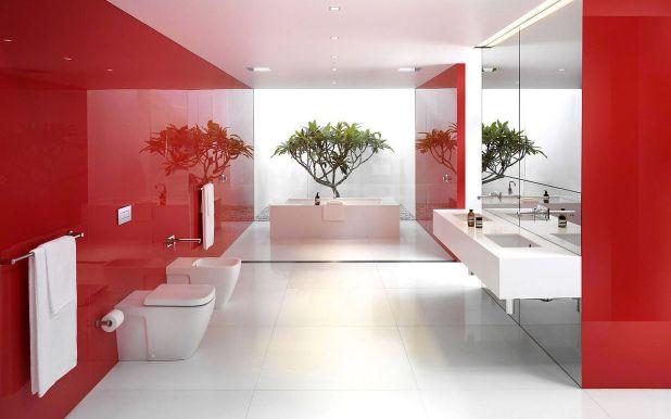 صورة ديكورات حمامات , اجمل ديكور لتجديد حمام بيتك