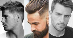 صور صور قصات شعر رجالي , اجمل موضة قصات شعر شبابي