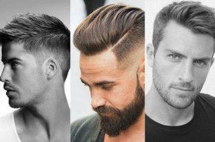 صورة صور قصات شعر رجالي , اجمل موضة قصات شعر شبابي