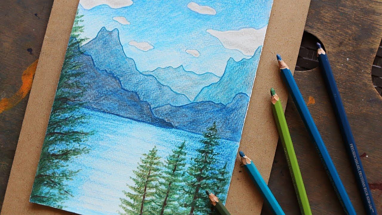 صور كيفية الرسم , تعلم فن الرسم الطبيعي