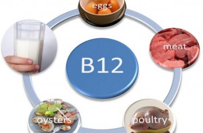 صور فيتامين b12 , ماهي اهم اعراض نقص فيتامين ب 12 بالجسم