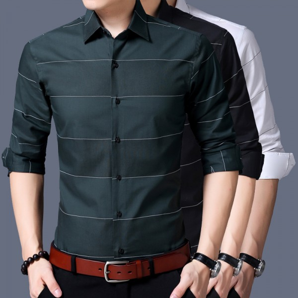 صور قميص رجالي , احدث موديلات قمصان شبابي موضة السنة الجديدة