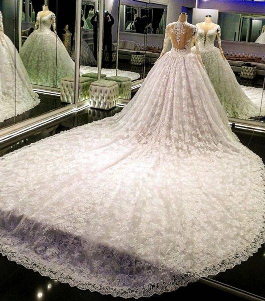 صور فساتين زفاف فخمه , افخم فساتين الزفاف