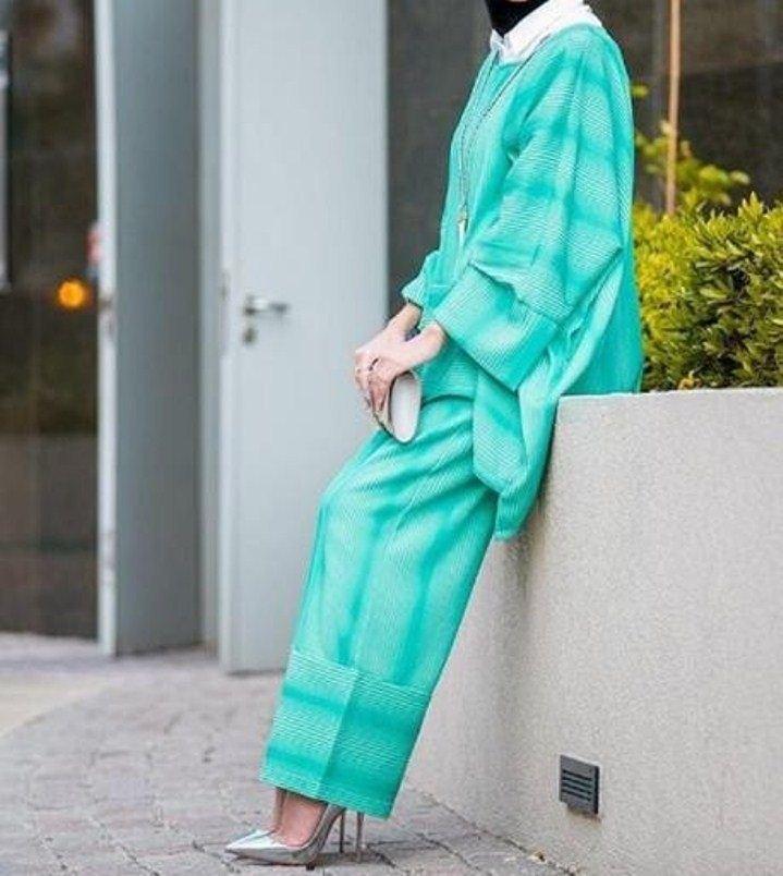 بالصور تنسيق الملابس للمحجبات , بالصور تنسيق الملابس للمحجبات 5352 2