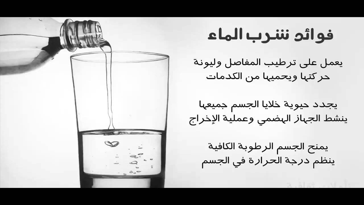 بالصور تعبير عن الماء , ماهى اهمية الماء بالنسبة للانسان