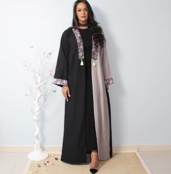 صورة عبايات اماراتية , اجمل الصور لعبايات الاماراتية
