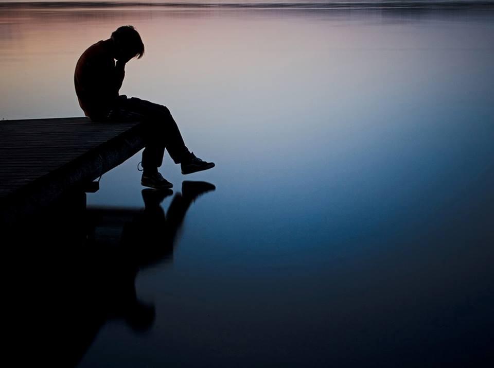 صور صور شخص حزين , تعبير عن الحزن من الصور
