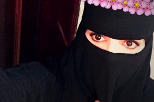 صور صور بنات بالنقاب , جمال النقاب في النساء