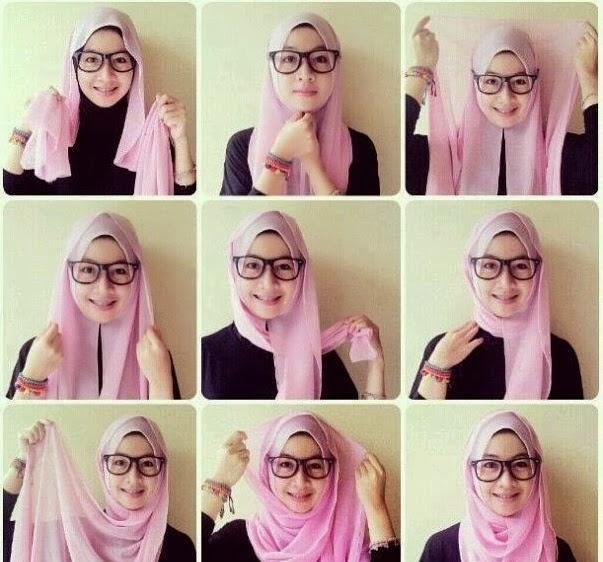 صور صور لفات حجاب , اجمل لفات الطرح