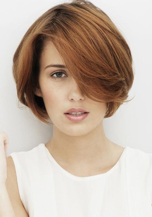 صور موديلات شعر قصير , احدث قصات الشعر القصير