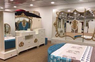 صور غرف نوم للعرسان 2019 , احدث صيحات الاثاث