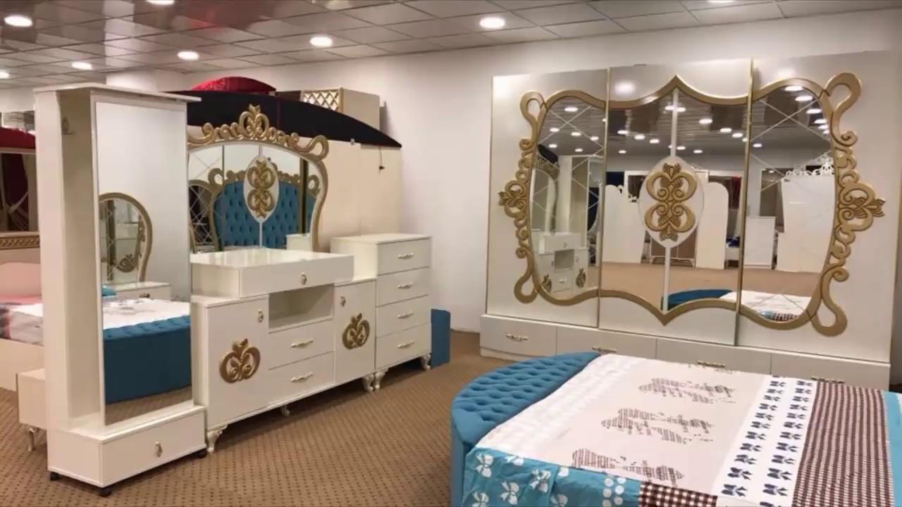 صورة غرف نوم للعرسان 2019 , احدث صيحات الاثاث