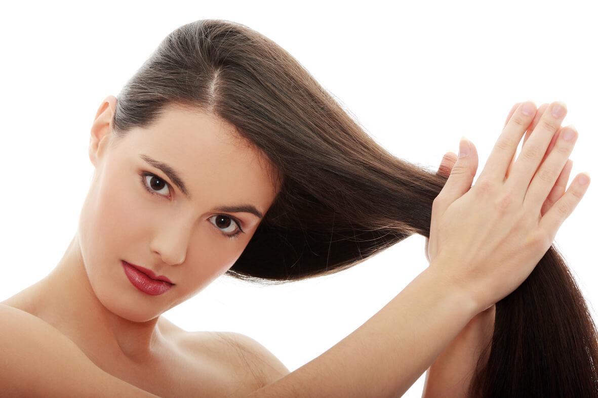 صور علاج تساقط الشعر , شعر المراه تاج