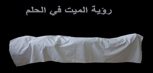 صور رؤية شخص ميت في المنام , الاحلام المقلقه و تفسيرها