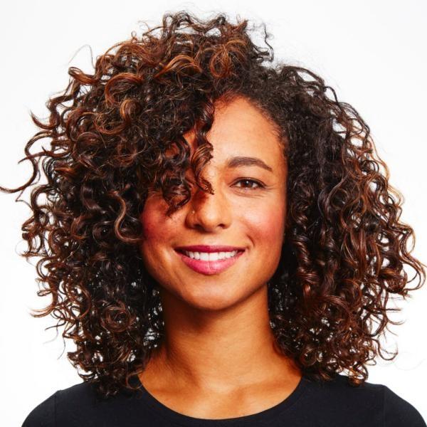 صور شعر كيرلي , اجمل شعر كيرلى مجعد