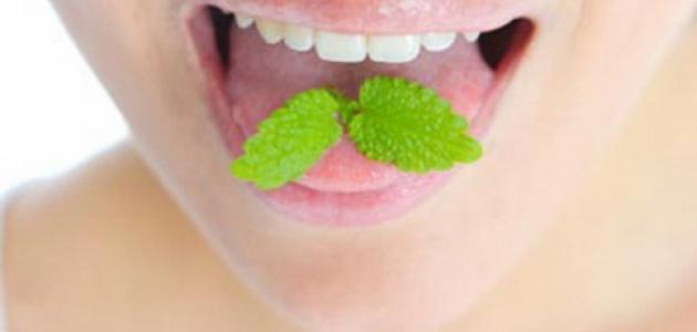 صورة علاج رائحة الفم الكريهة , محاربة رائحة الفم الكريهة
