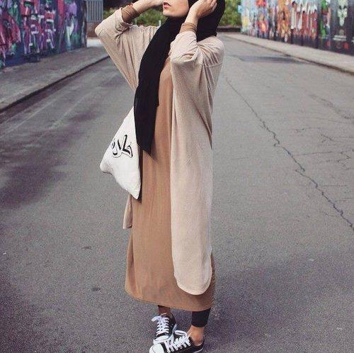 بالصور اشيك ملابس محجبات , افضل ملابس محجبات 2501 9