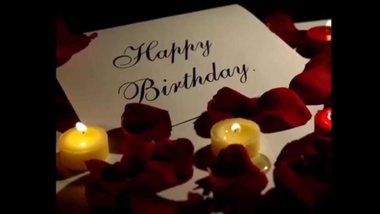 صورة عيد ميلاد حبيبي , رسائل عيد ميلاد للحبيب