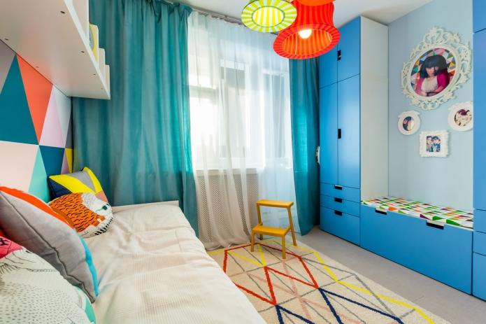 صور الوان غرف نوم اطفال , اجمل واشيك الوان لغرف نوم الاطفال 2019