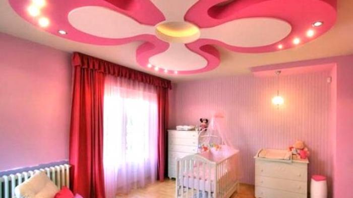صورة ديكورات جبس غرف نوم اطفال , احدث كتالوج لجبس غرف نوم الاطفال