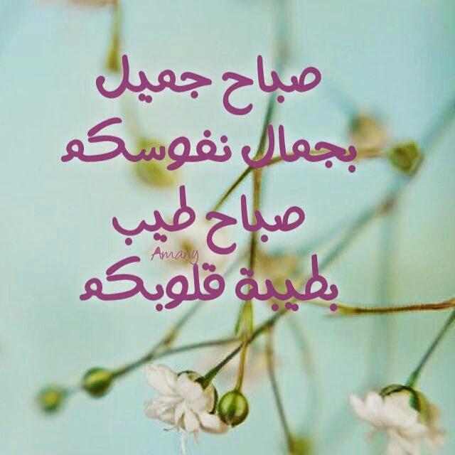 صورة كلام صباح الخير للجميع , صور اجمل صباح
