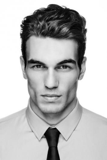 صور علاج نحافة الوجه عند الرجال , تسمين الوجه النحيف