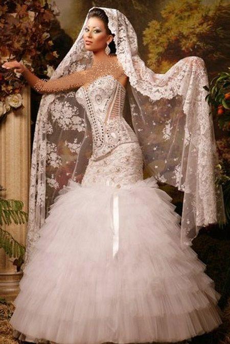 بالصور صور عن العروس , اجمل فستان يوم الزفاف 4181 11