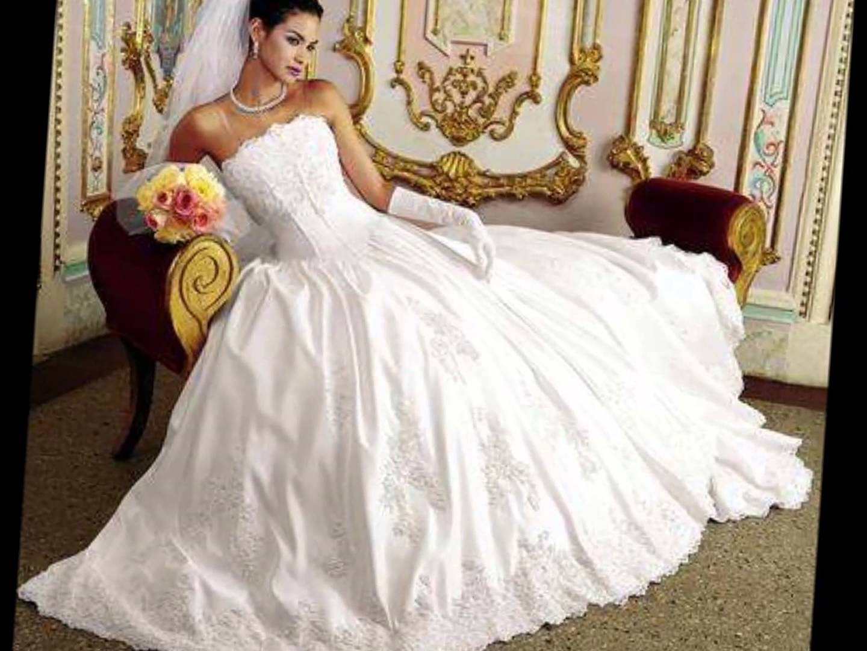 بالصور صور عن العروس , اجمل فستان يوم الزفاف 4181 14