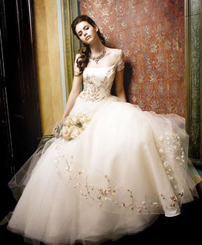 بالصور صور عن العروس , اجمل فستان يوم الزفاف 4181 15