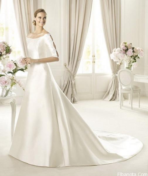 بالصور صور عن العروس , اجمل فستان يوم الزفاف 4181 19