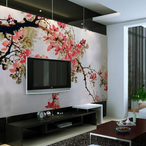 صورة ديكور جدران , اجمل تصاميم الحائط 4414 26