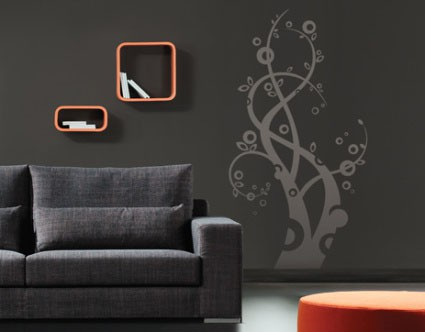 صورة ديكور جدران , اجمل تصاميم الحائط 4414 28